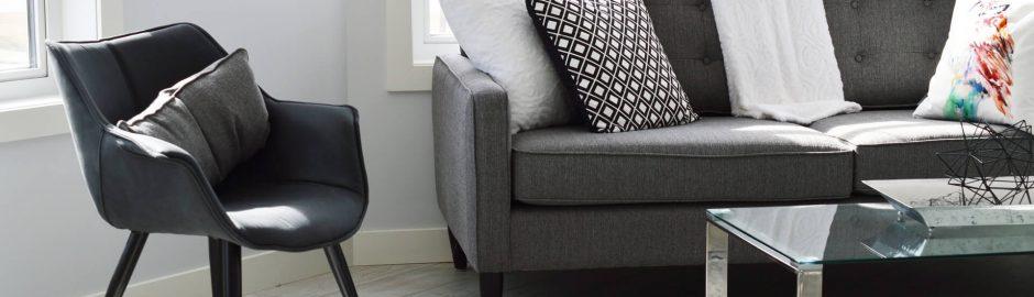 Nieuwe meubels kiezen
