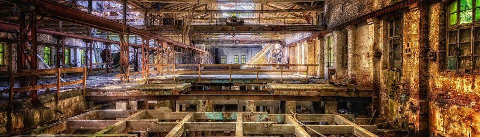 industriele look in huis